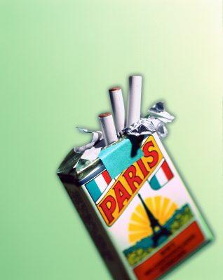 zigarette aus schokolade